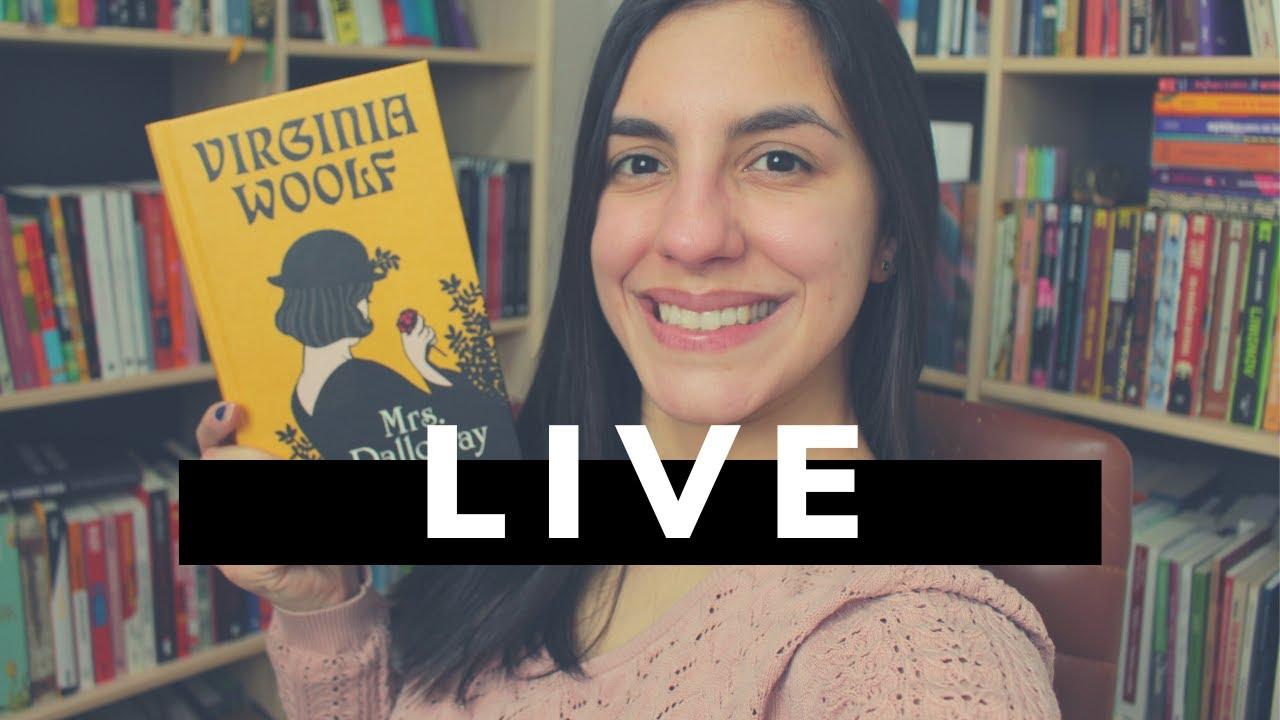 "Leitura Conjunta ""Mrs. Dalloway"" + Leituras da semana + Próximas leituras"