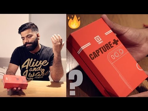 Flipkart Billion Capture+ Unboxing and First Look - My Opinions
