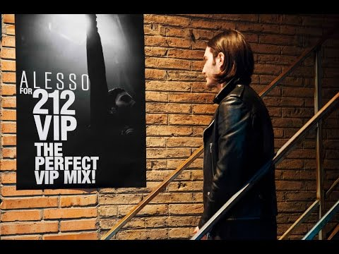 If It Wasn't For You - Alesso for 212 VIP CAROLINA HERRERA  [Official Music Video]
