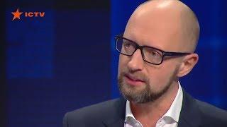 Яценюк: Россия никогда не смирится с независимостью Украины