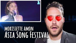 🔥 Morissette Amon - 2017 ASIA SONG FESTIVAL   REACTION 🔥