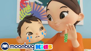 Baby's Got A Boo Boo | Accidents Happen | Sick Song | Cartoons and Kids Songs | Little Baby Bum