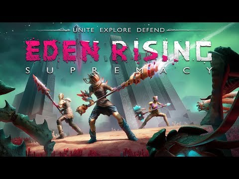 Eden Rising: Supremacy | Gameplay Trailer | 2018