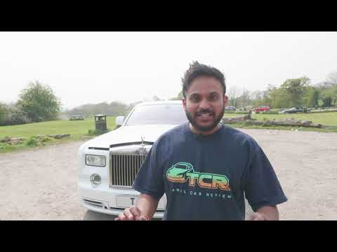 Rolls Royce Phantom £350,000 - Tamil Car Review - #KuttiHari #TCR