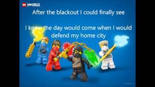 Ninjago After the Blackout Lyrics