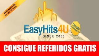 CONSIGUE REFERIDOS CON EASY HITS 4U Video