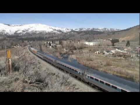 [HD] Matching Phase III Heritage Units on the Reno FunTrain - Stege-Bahia Feb 2016 from YouTube · Duration:  1 minutes 59 seconds