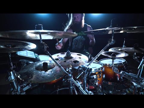 "VISCERAL DISGORGE - Drum Playthrough: ""Architects of Warping Flesh"" (By Bill Denne)"