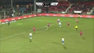 FC Vestsjælland - OB 1-2 - 9. marts 2015