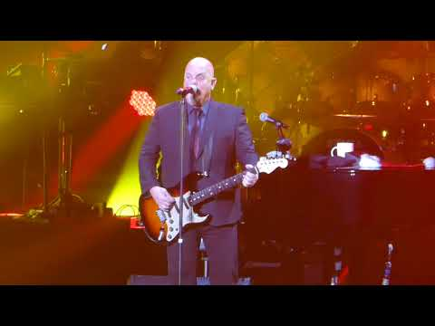 We Didnt Start the Fire Billy Joel@Madison Square Garden New York 122017