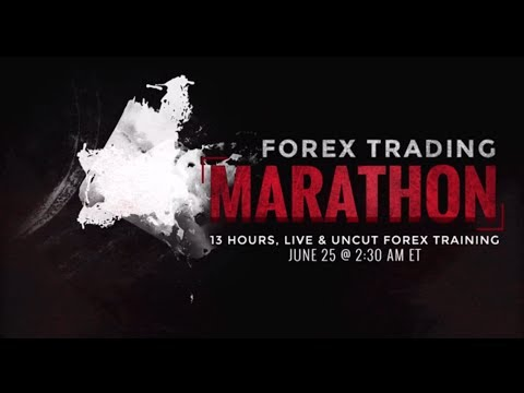 MTI's Forex Trading Marathon Preview