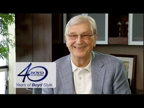 Boyd Gaming 40 Years Of Boyd Style