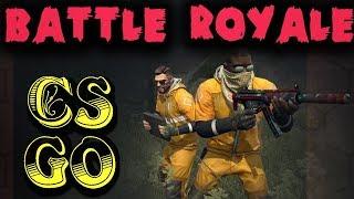 Бесплатный CS GO и режим Battle Royale - Обновление с дронами и новой картой - Тайна Запретной Зоны
