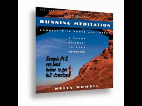 Brain Sync Running Meditation Connect With Power & Energy Kelly Howell Brain Sync