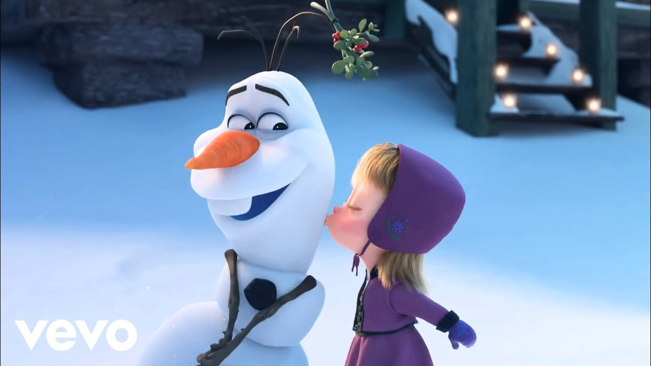 [VIDEO] - Olaf's Frozen Adventure - That Time of Year (Official Video) 2