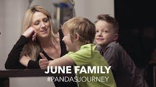 #PANDASJOURNEY - The June Family