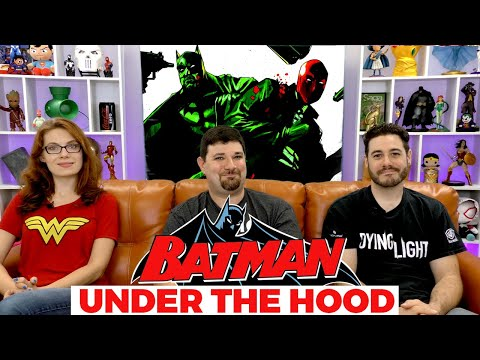 Batman: Under the Red Hood - Back Issues