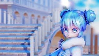 "【MMD】TDA Snowflake Miku""君色に染まる""【4K/60fps】"