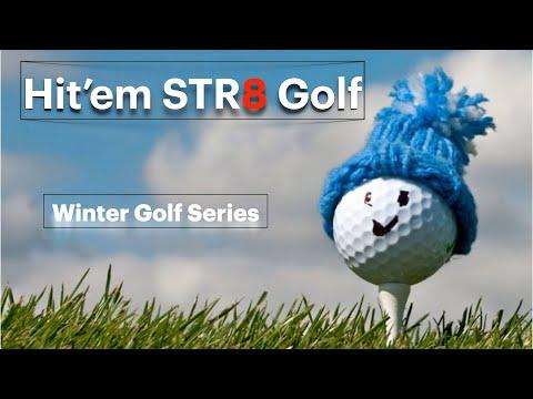 Winter Golf! How