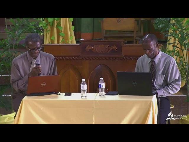 Spanish Town SDA Live Stream - Bible Class