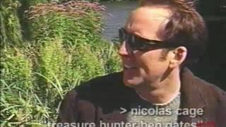 National Treasure | Disney's Movie Surfers | 2004 | Behind The Scenes