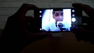 Kamera Lenovo A7000 Plus