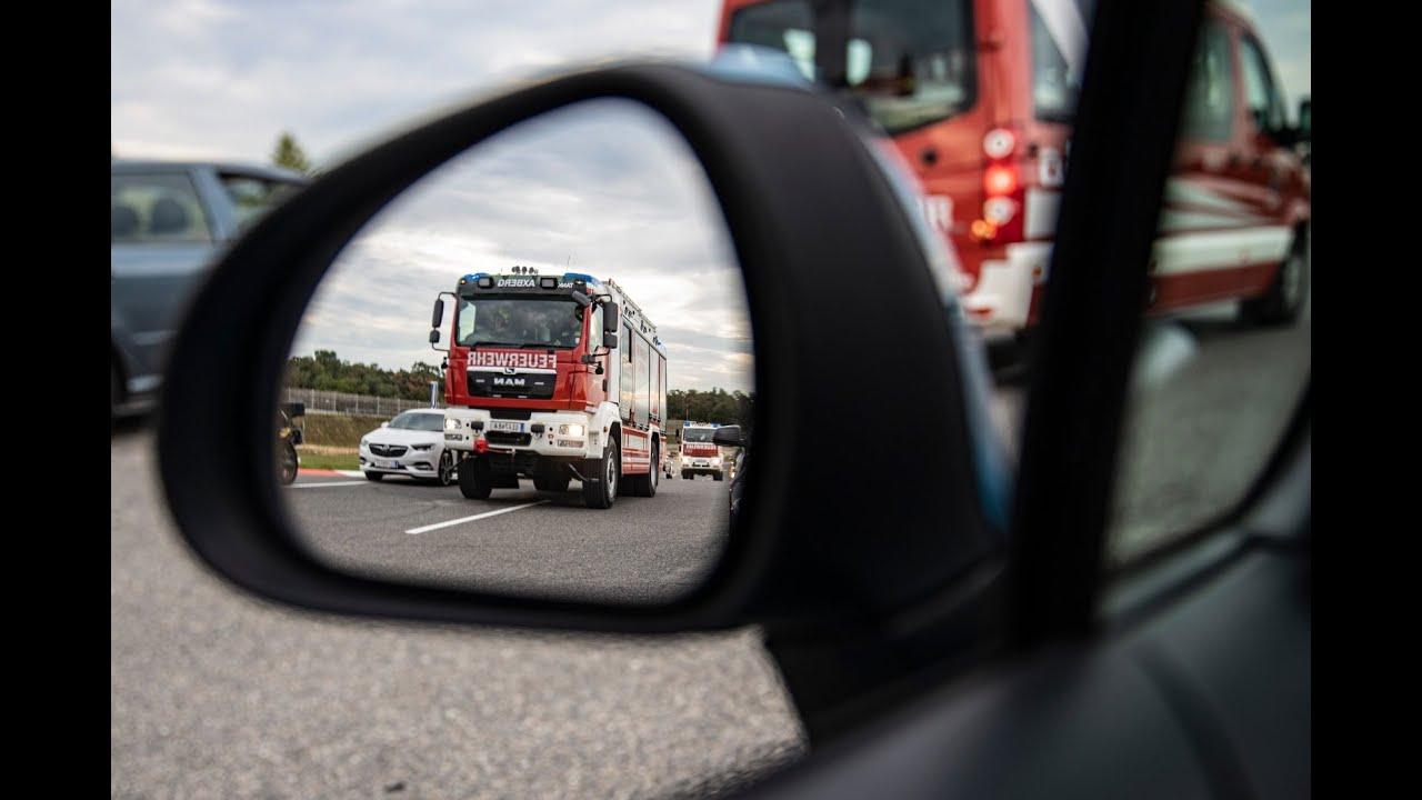 Verkehrserziehung - Rettungsgasse