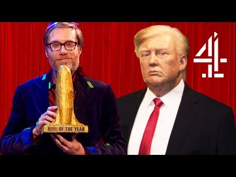 Download Youtube: Donald Trump Wins The D**k Of The Year Award | The Last Leg