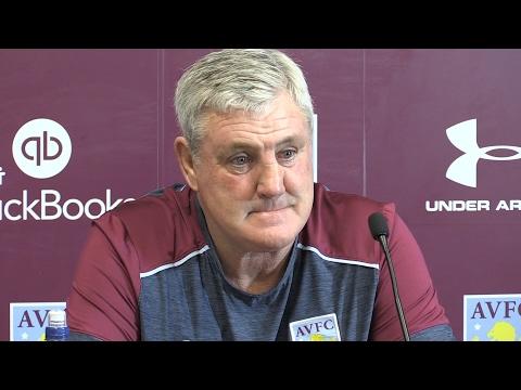 Steve Bruce Full Pre-Match Press Conference - Nottingham Forest v Aston Villa