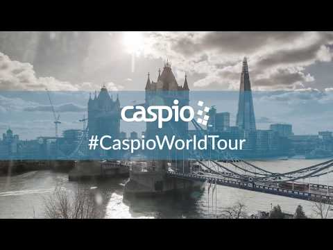 Caspio World Tour