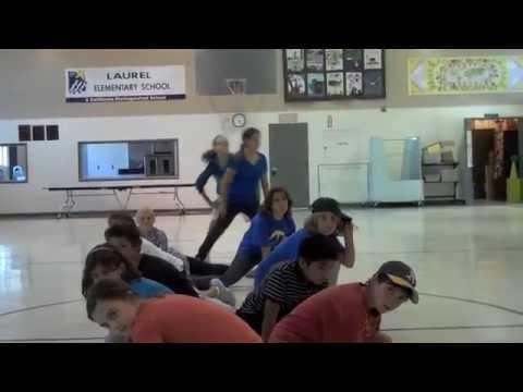 FLY Campaign -- Laurel Elementary School San Mateo 2010