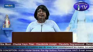 Mardi 22 Septembre 2020 - Chapelet à Saint Michel Archange et prière