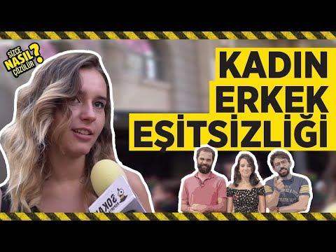 TÜRKİYE'DE KADIN ERKEK EŞİTSİZLİĞİ SİZCE NASIL ÇÖZÜLÜR? / SİZCE NASIL ÇÖZÜLÜR #3