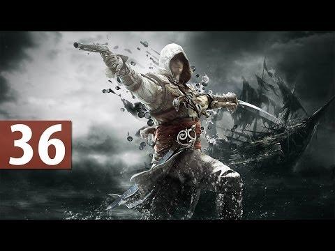 Assassin's Creed 4: Black Flag - Walkthrough - Part 36 - Head On Ship Collision