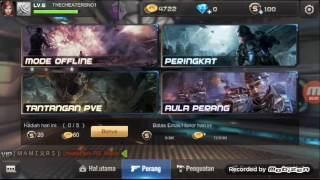 NEW COMBINASI CHEAT(fast shoot+fast realod+high focus+1 hit sg) CRISIS ACTION 2016