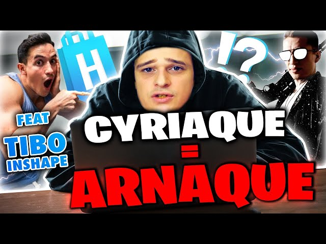 HOUSE OF SUCCESS : CYRIAQUE = ARNAQUE ?! (feat Tibo Inshape)