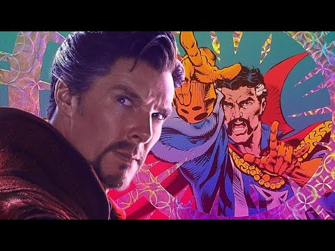 How Avengers: Infinity War Finally Gave Us the True Doctor Strange - Ive Got Issues