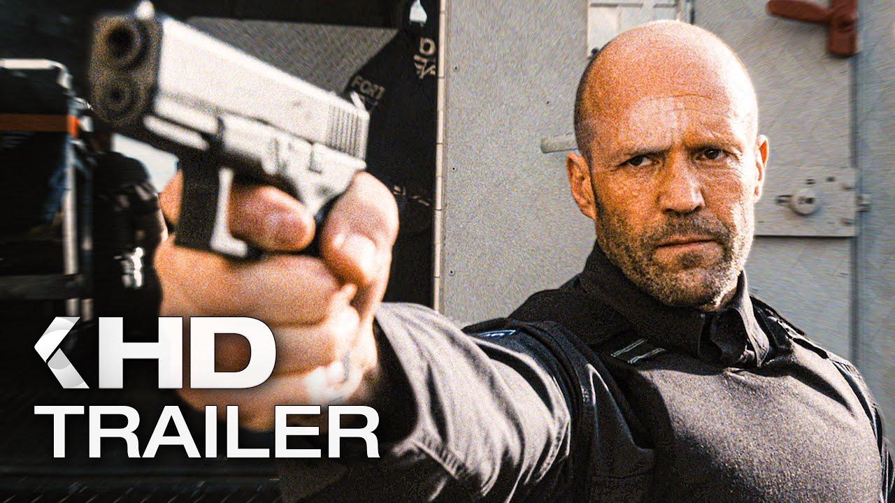 CASH TRUCK Trailer German Deutsch