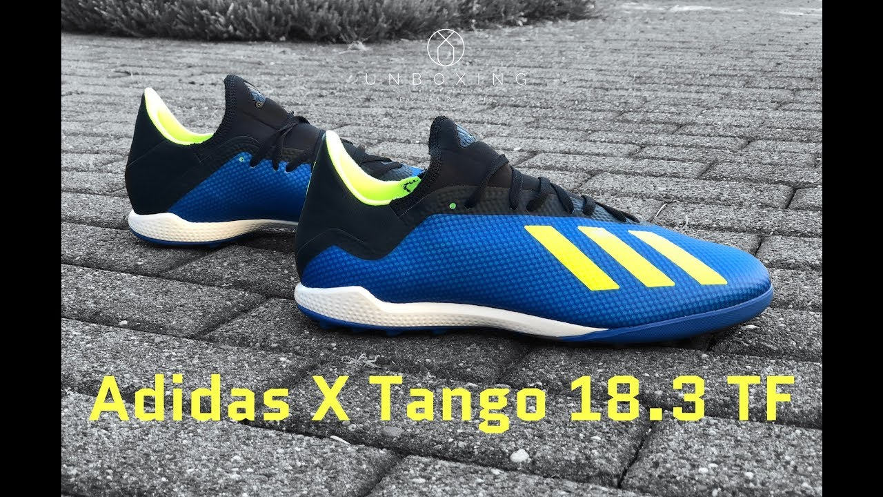 Adidas X Tango 18.3 TF  Energy Mode Pack   ab3c8d799b1ea