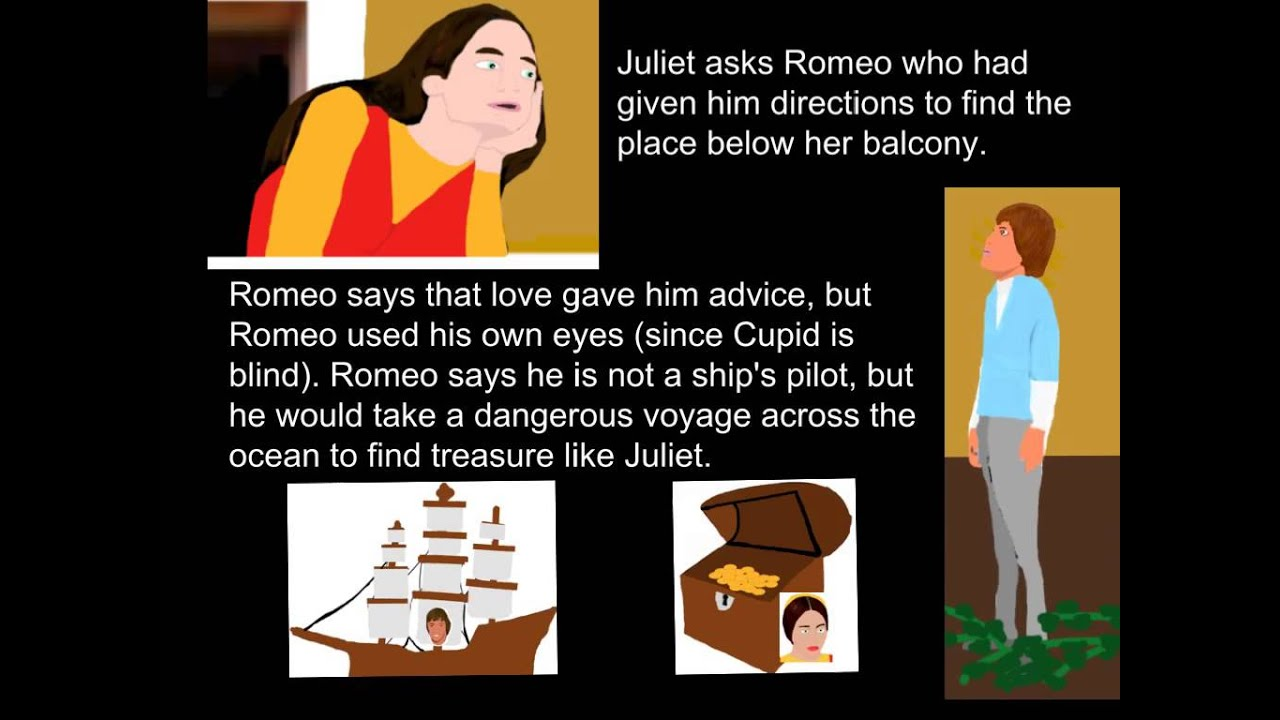 Romeo and juliet summary and analysis