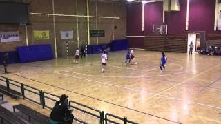 Dunakeszi Kinizsi Futsal - Női csapat bemutató videó
