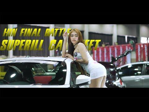 HIN Final Battle 2017 x INSTANCE: SuperiLL Car Meet   Slowking Media