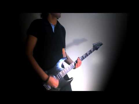 System Of A Down Aerials guitar cover _ (amine minato)