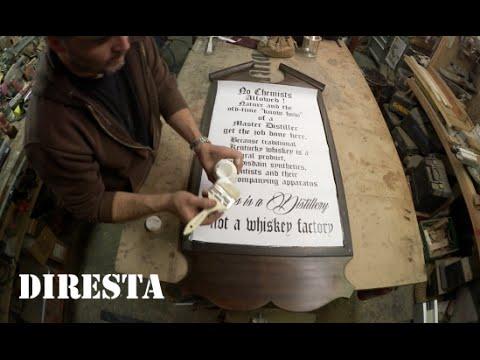 ✔ DiResta Vintage Sign ReMake