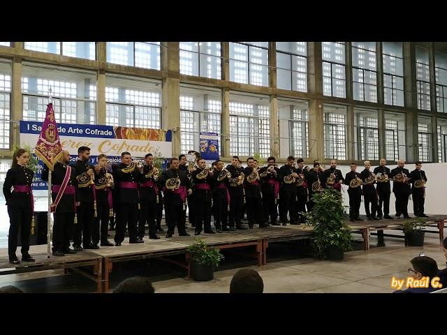 Banda CCTT Cristo Milagros (Sanlúcar Barrameda), I Feria Cofrade Jerez 2018