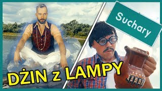 DŻIN z LAMPY - Suchary #72