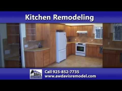 Kitchen Remodeling Walnut Creek, CA   A.W. Davis Construction