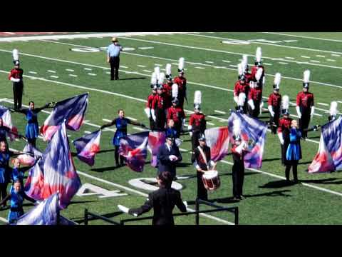 MHS Marching Band Colorado West 2018
