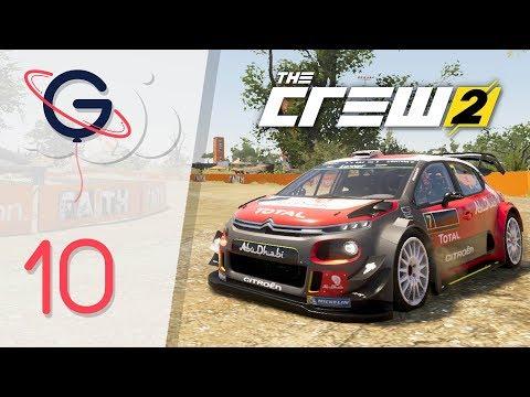 THE CREW 2 FR #10 : Rallycross en Citroën C3 !