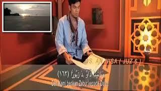 Muzammil Hasballah - Al Qur'an JUZ 6 Lengkap ( QS. An Nisa 15 s/d Al Ma'idah 82 )